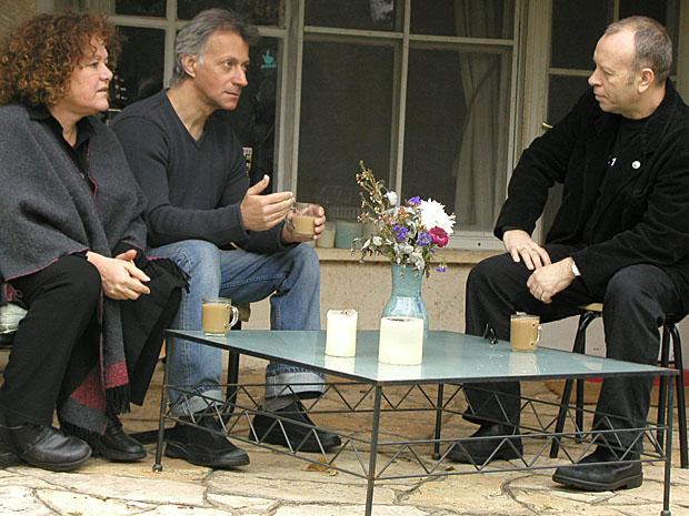 עם יואב קוטנר ולאה שבת